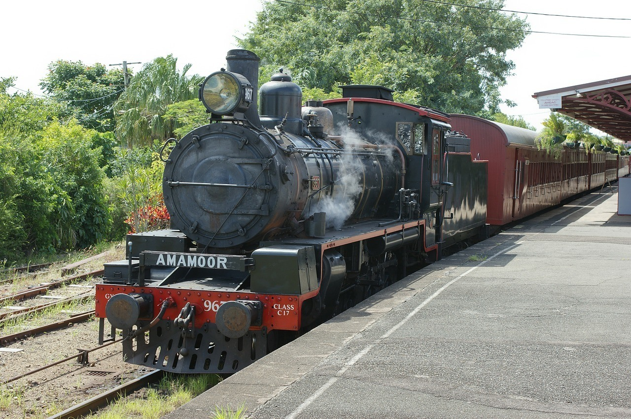 Puffing Billy - Melbourne Day Trips