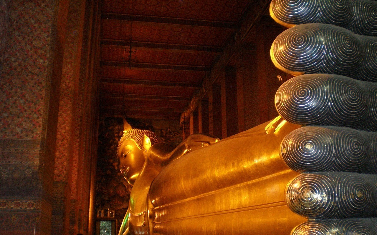 Reclining Buddha - What to do in Bangkok in 48 hours