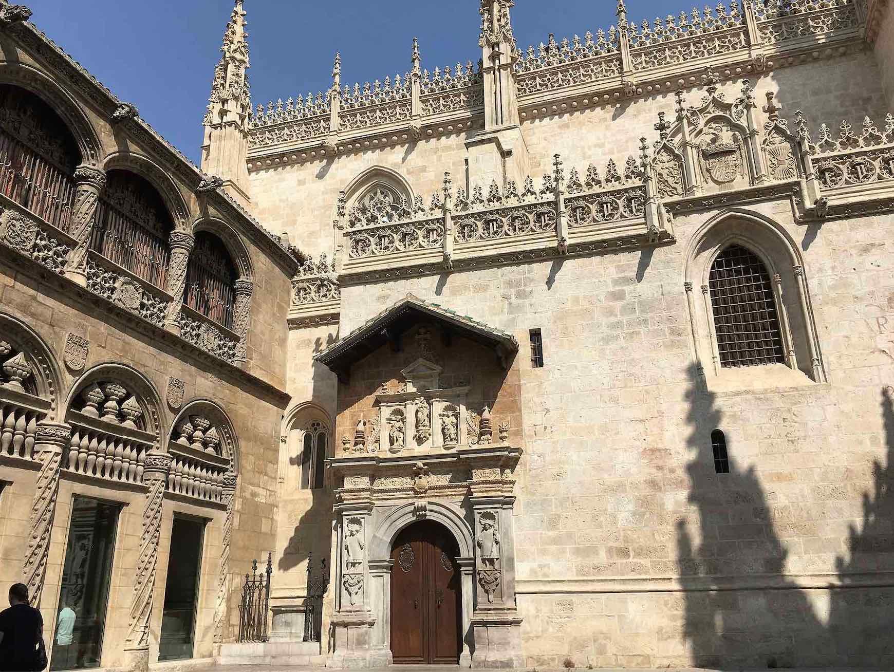 Royal Chapel of Granada - Places to VIsit in Granada