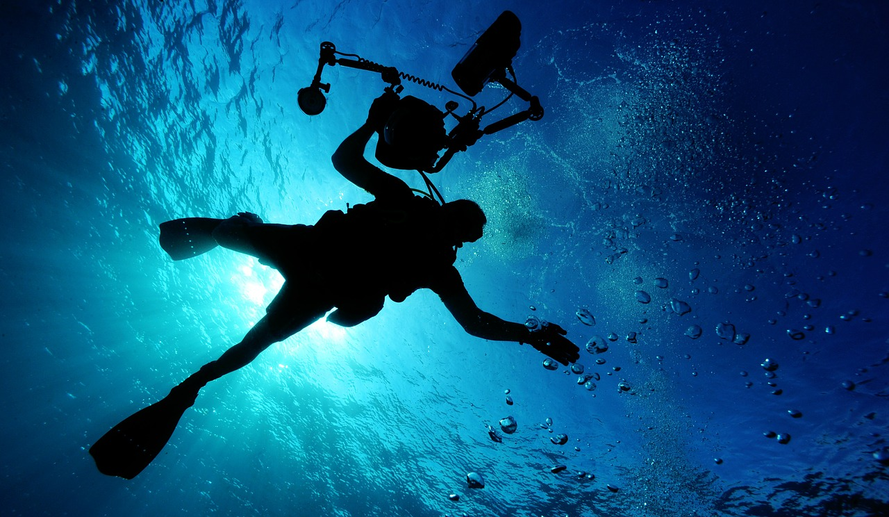 Scuba Diving - Great barrier Reef