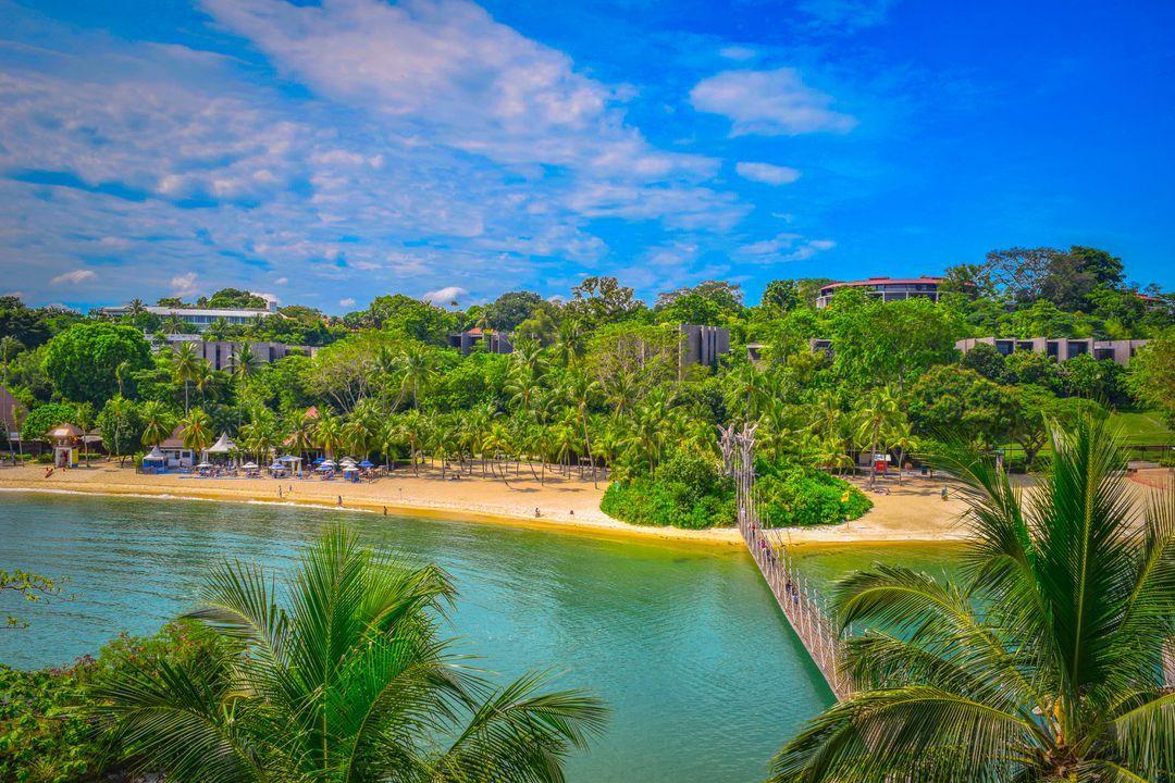 Sentosa Island - Singapore itinerary