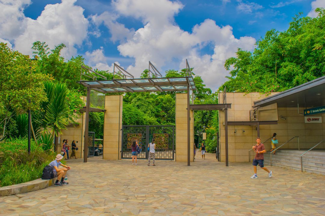 Singapore Botanical Gardens - Singapore Itinerary