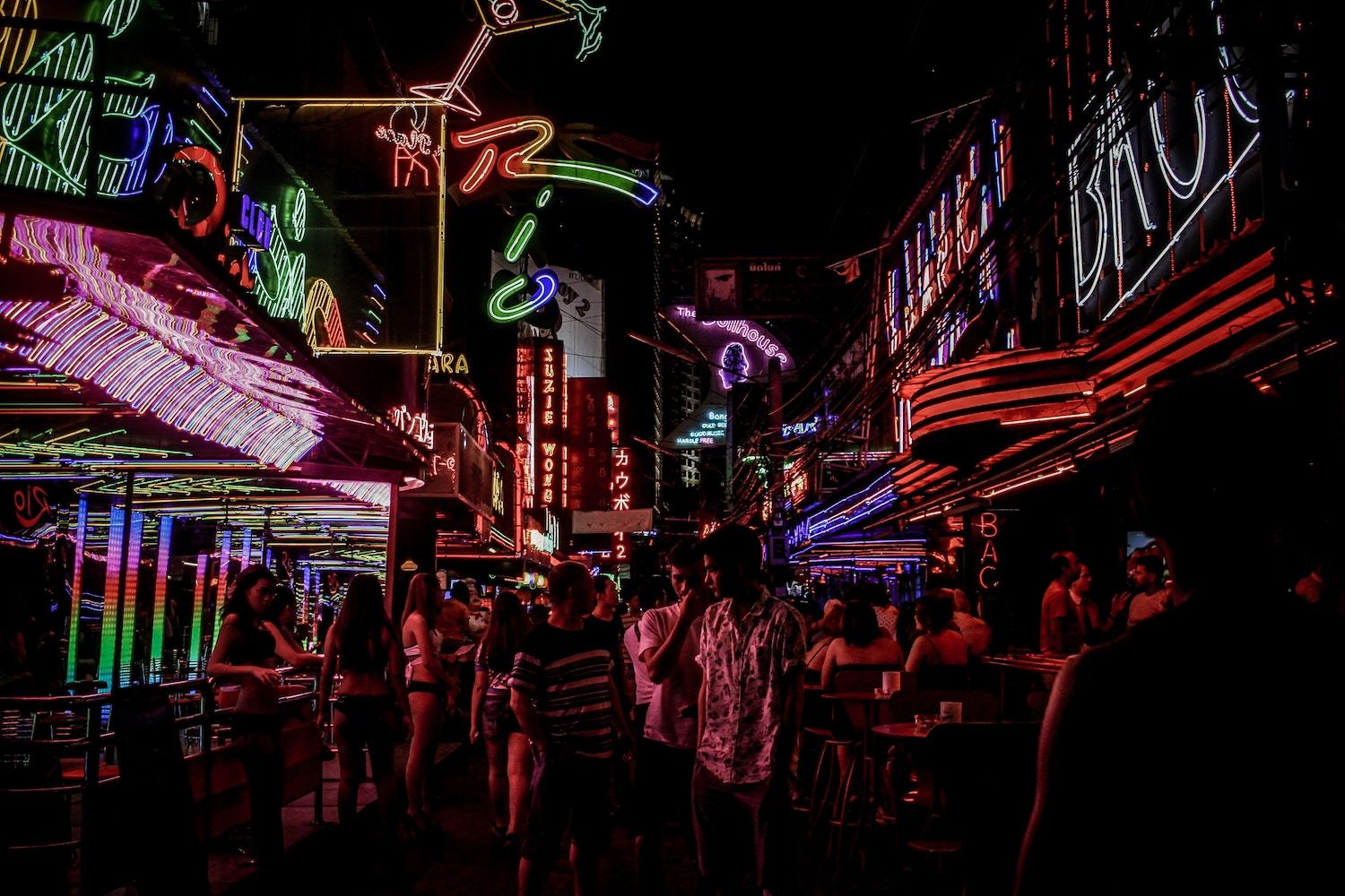 Soi Cowboy - What to do in Bangkok in two Days