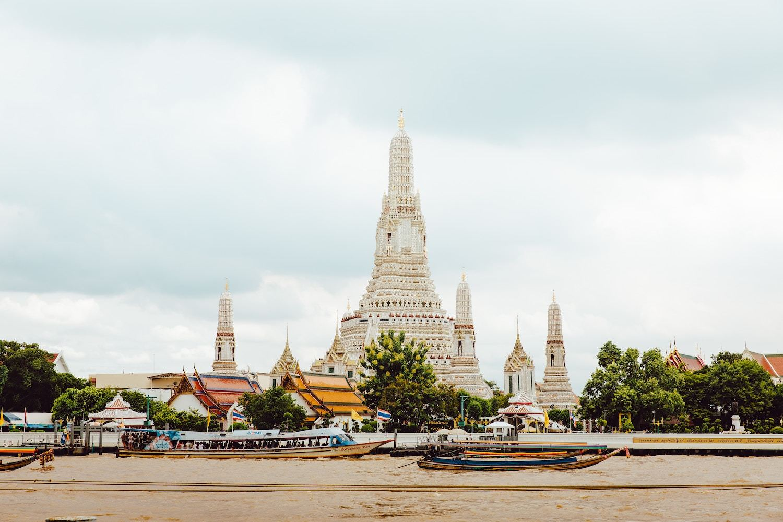 Temple - 2-day Bangkok Travel Itinerary