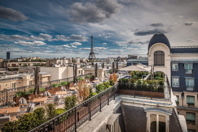 The Peninsula Paris - Best Eiffel Tower View Hotels