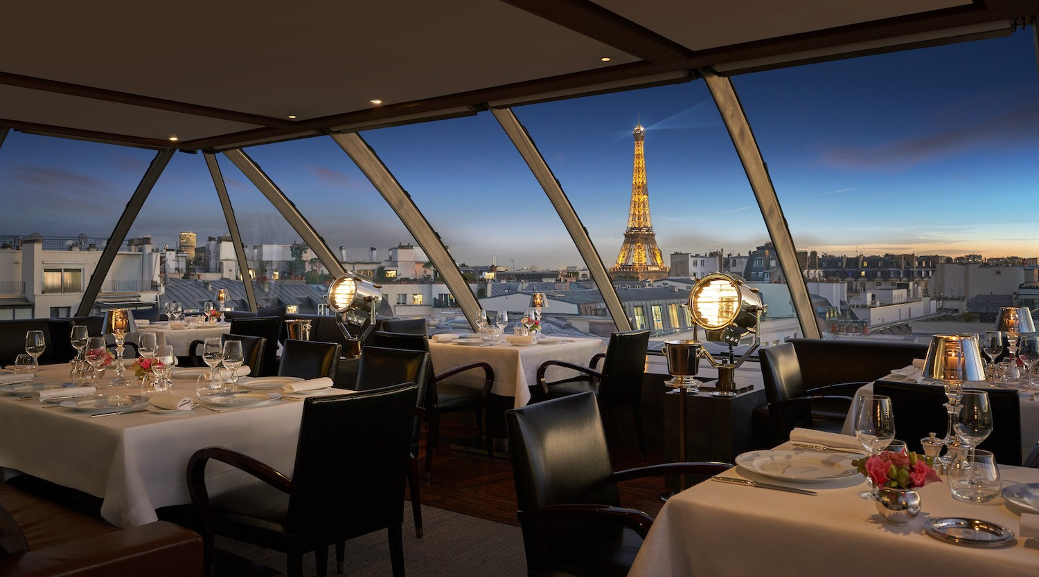 The Peninsula Paris - Hotels with Eiffel Tower View