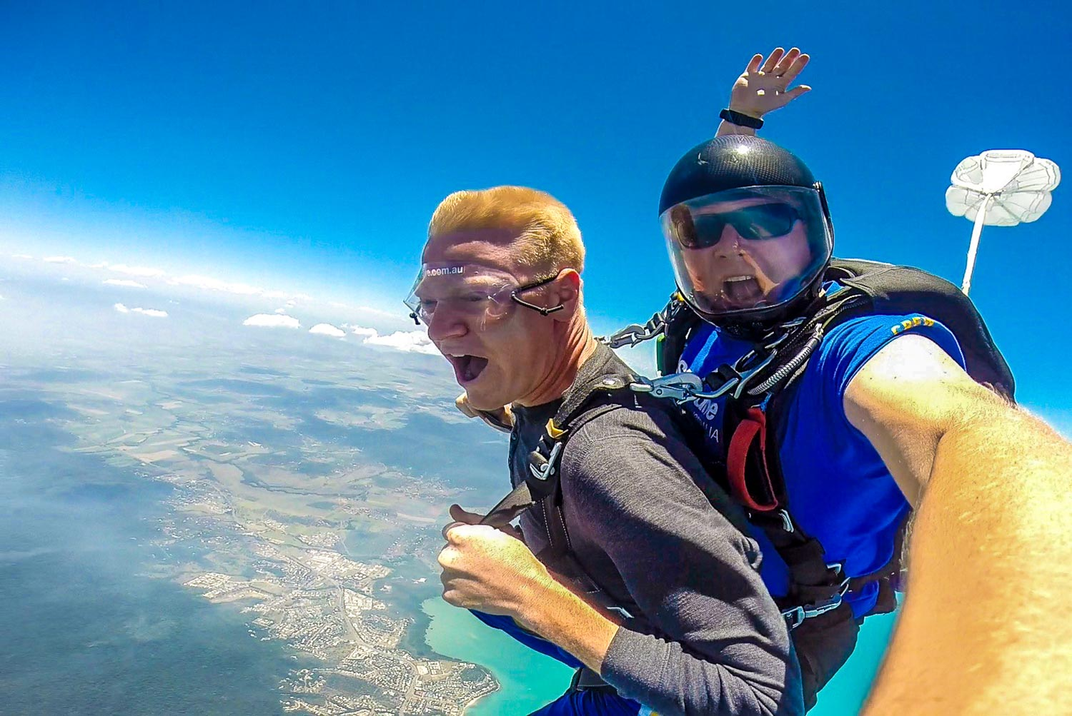 Skydive - Things To Do in Byron Bay