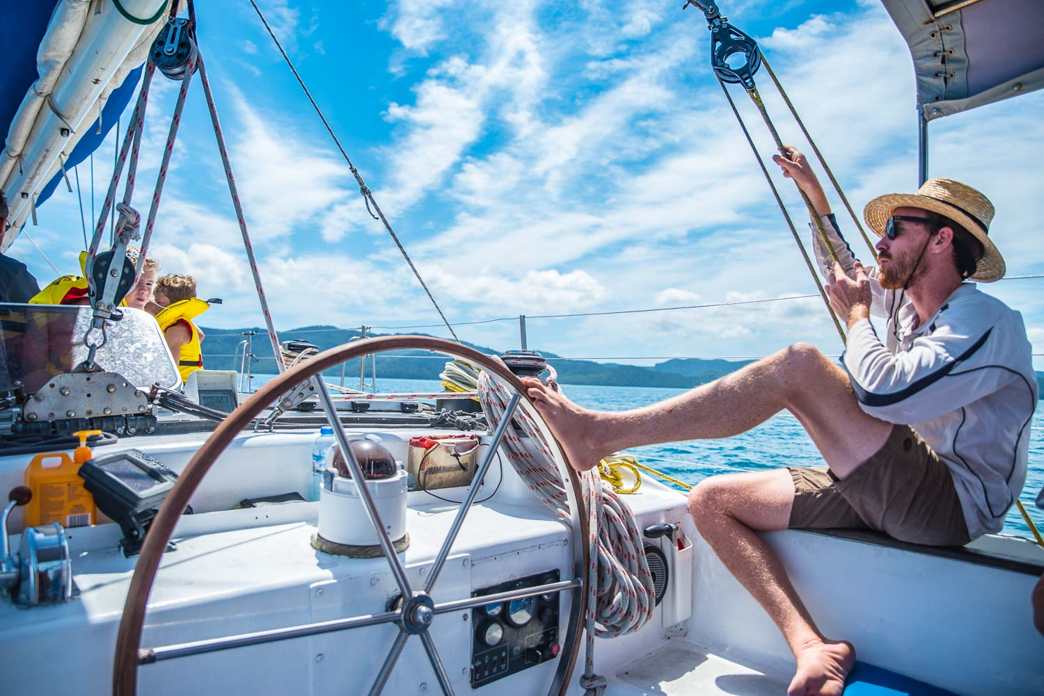 Sail the Whitsundays -Things To Do in Airlie Beach
