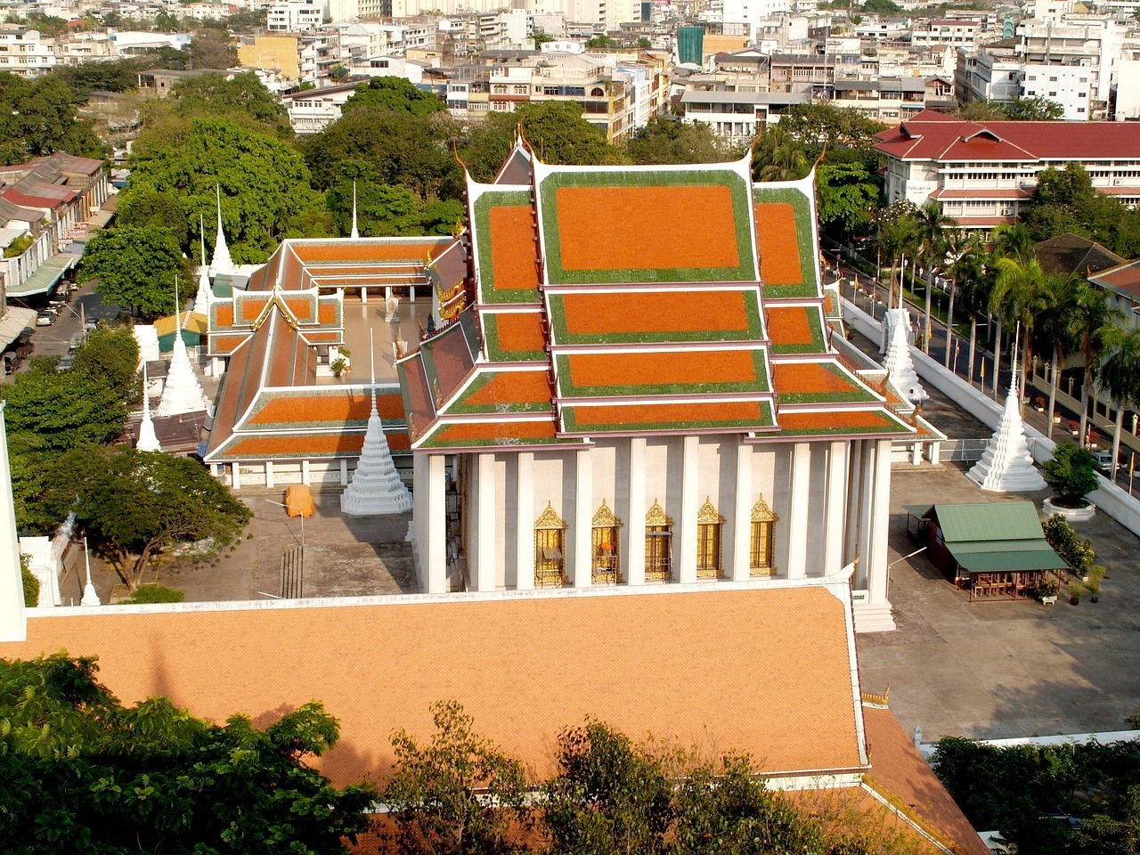 Wat Saket Temple - Bangkok Must Do