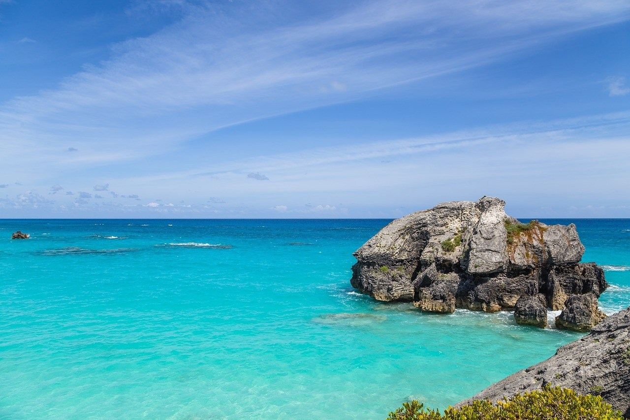 Water in Bermuda