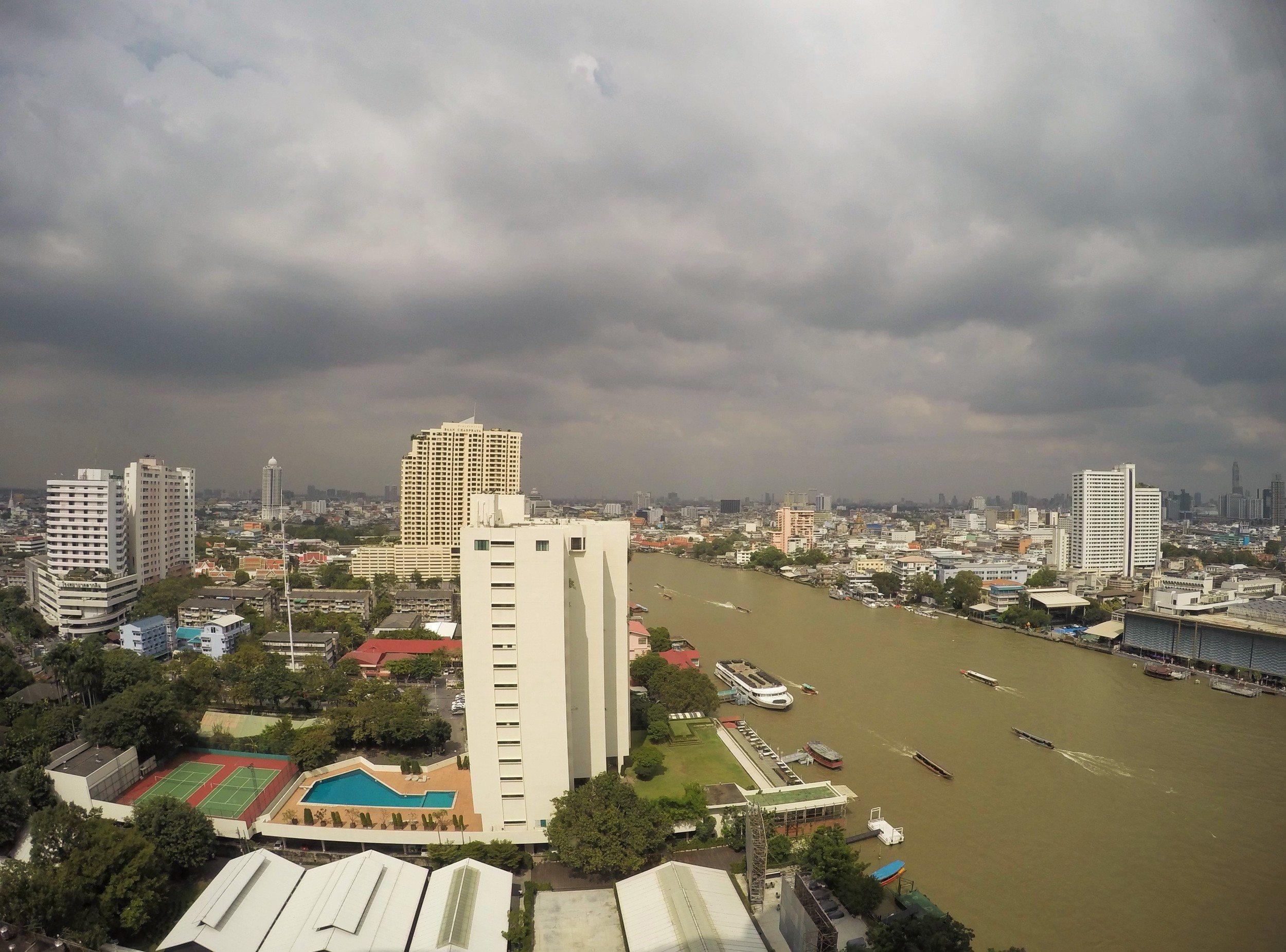 Two Days in Bangkok.