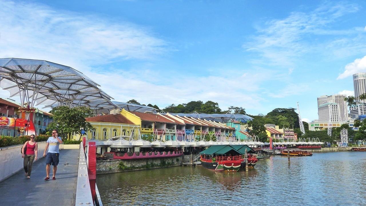 clarke quay best singapore itinerary