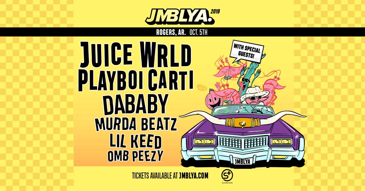 jmblya Hip Hop Festival 2019