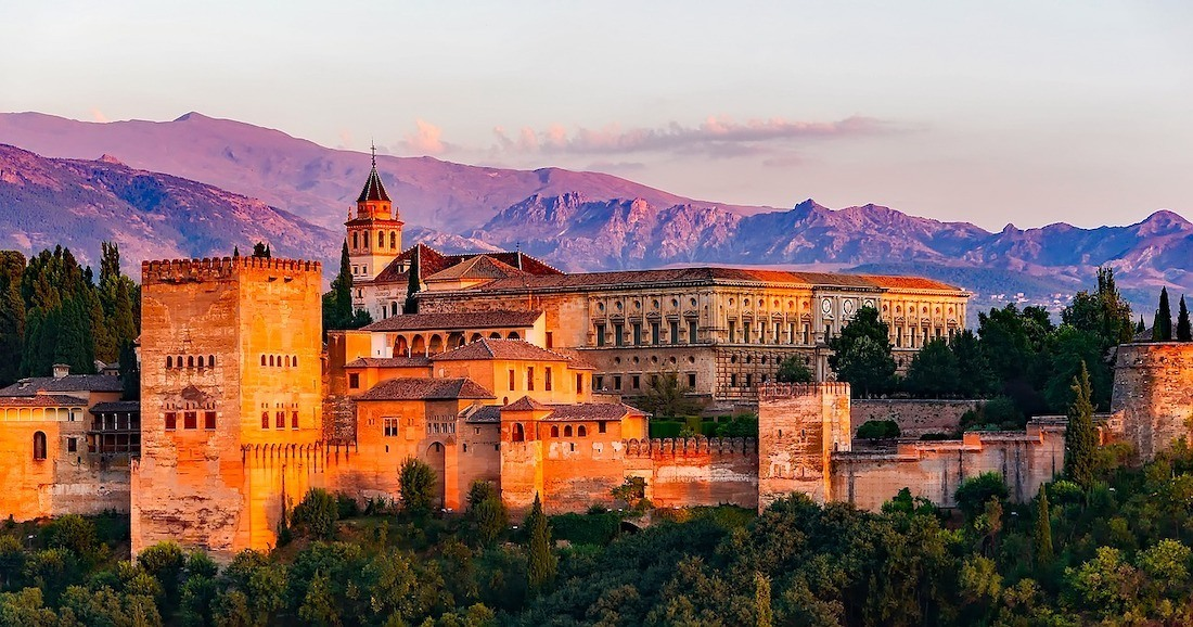 palace - things to do in granada spain