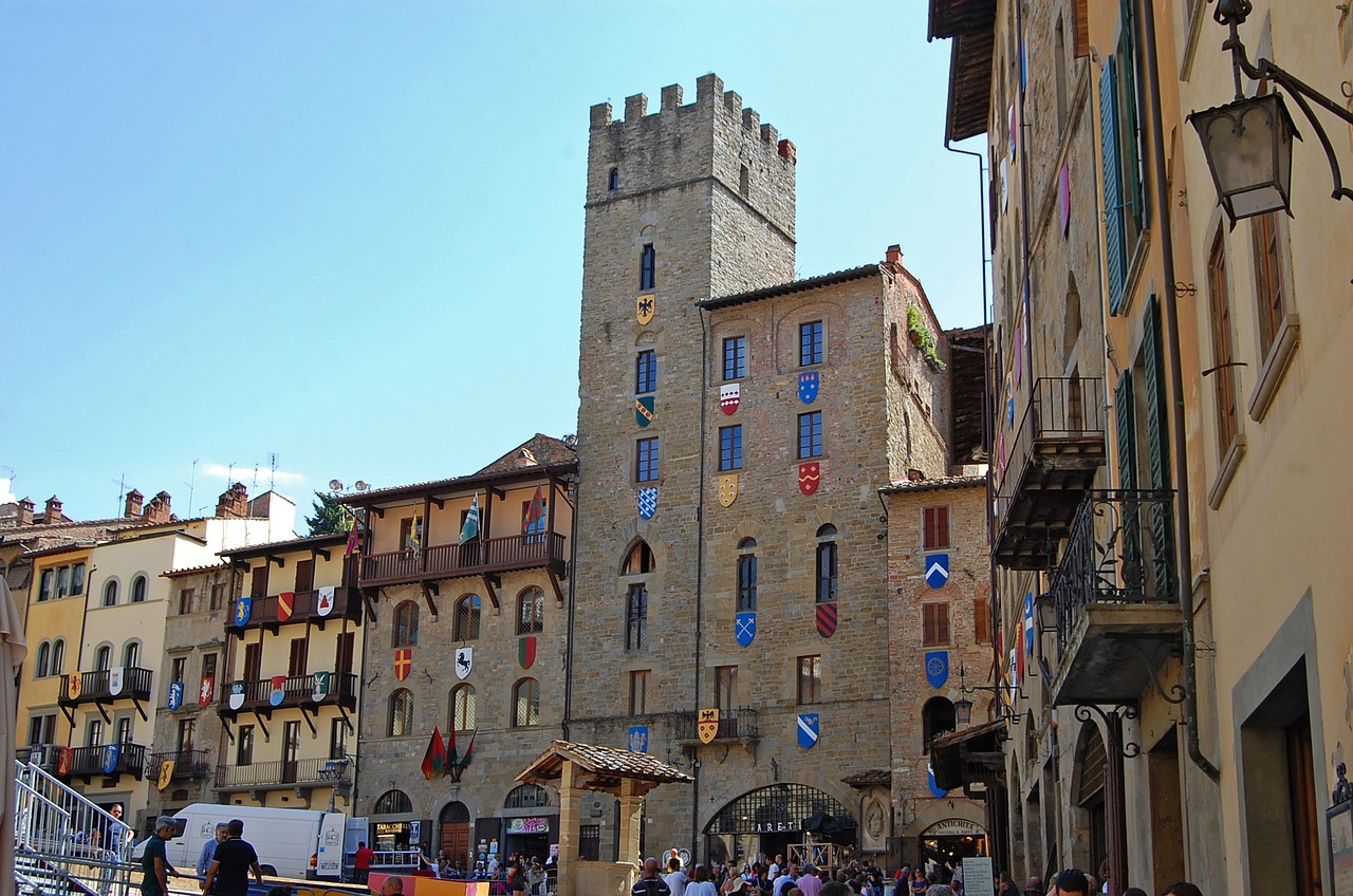 Arezzo - Best Places To Stay in Tuscany 2020