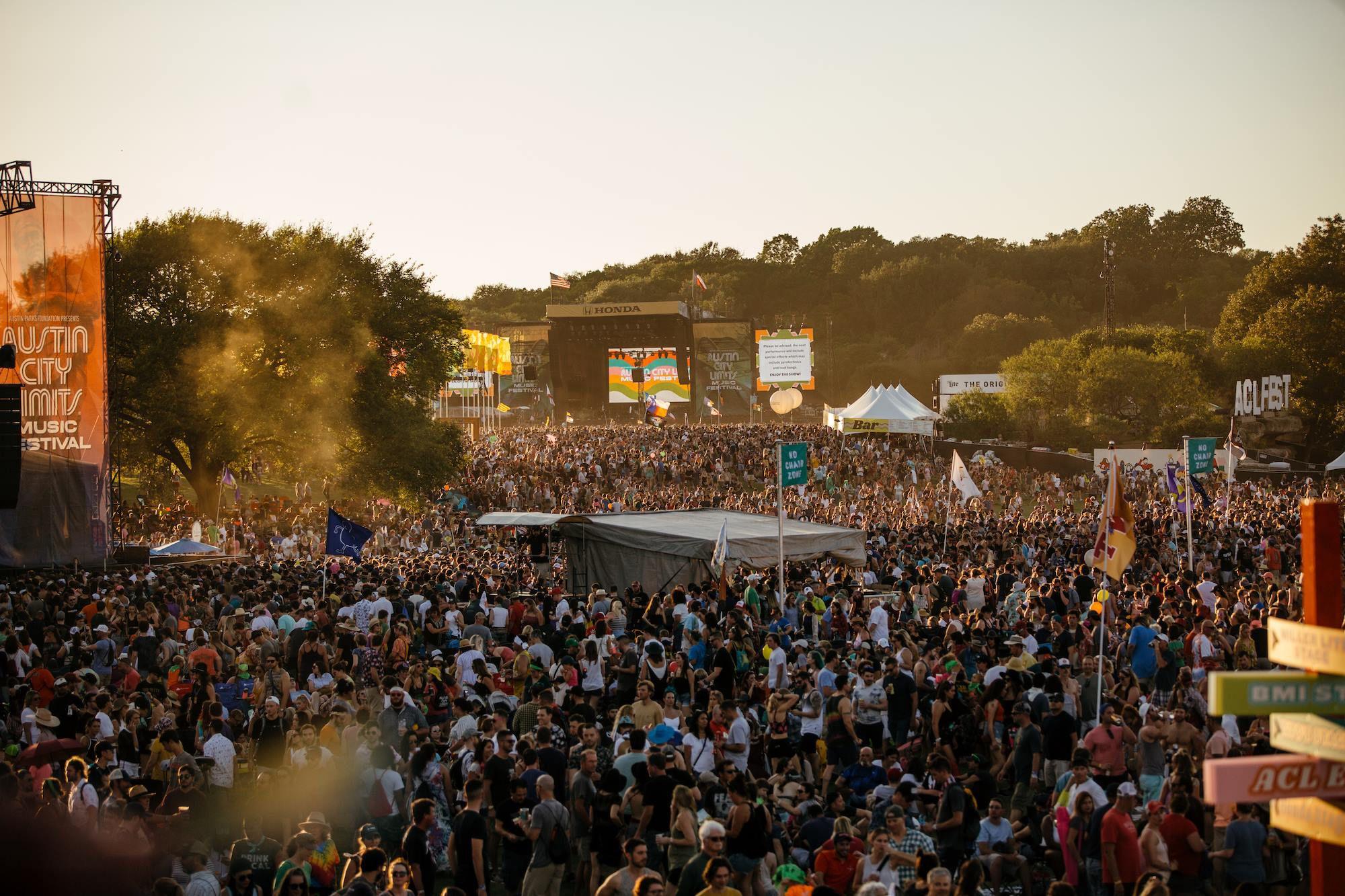 Austin City Limits - Best US Festivals 2020