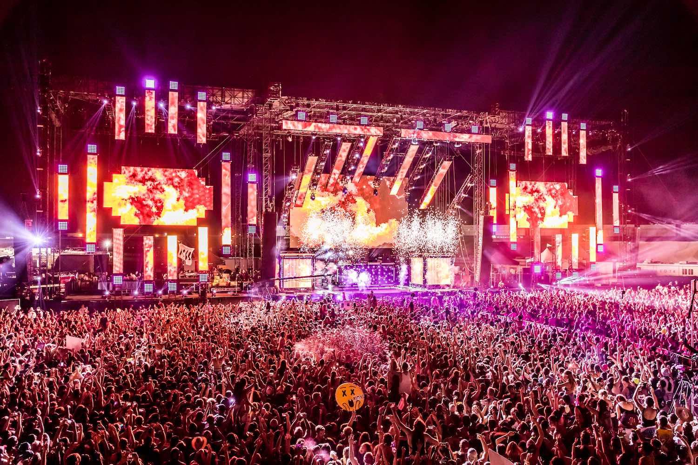 Best Music Festivals USA 2020