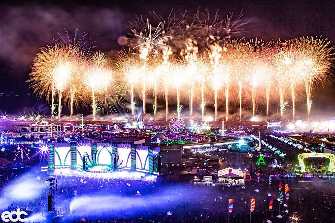 Electric Daisy Carnival - Best US Festivals