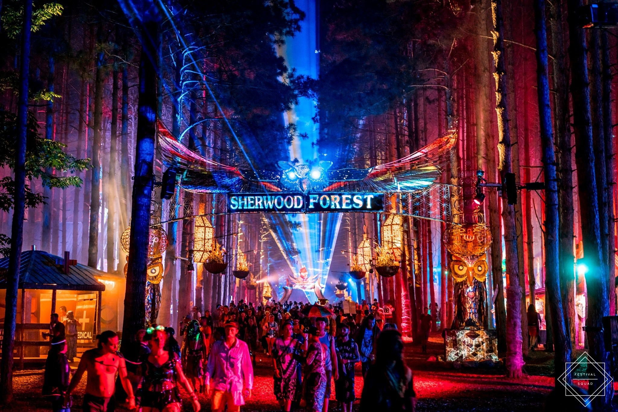 Electric Forest - Best US Festivals 2020