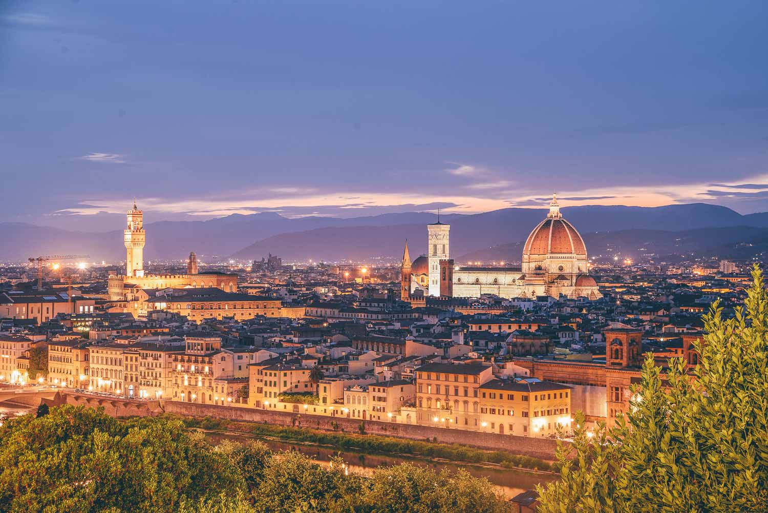 Florence - Where to Stay in Tuscany