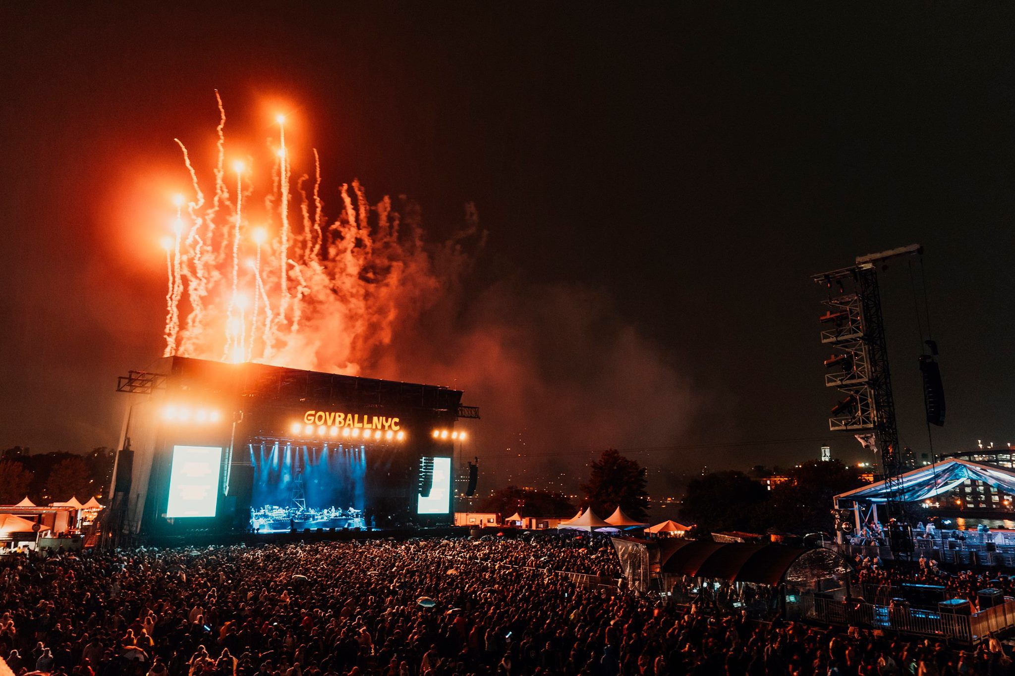 Governors Ball - Best US Festivals 2020