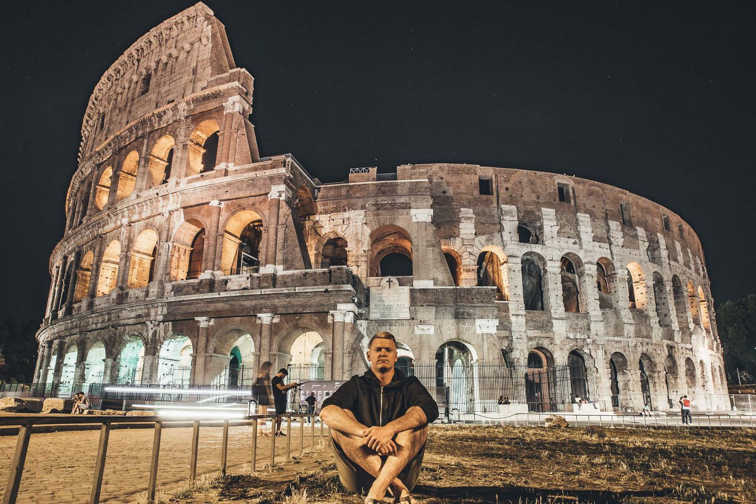 Italy Rome Facts