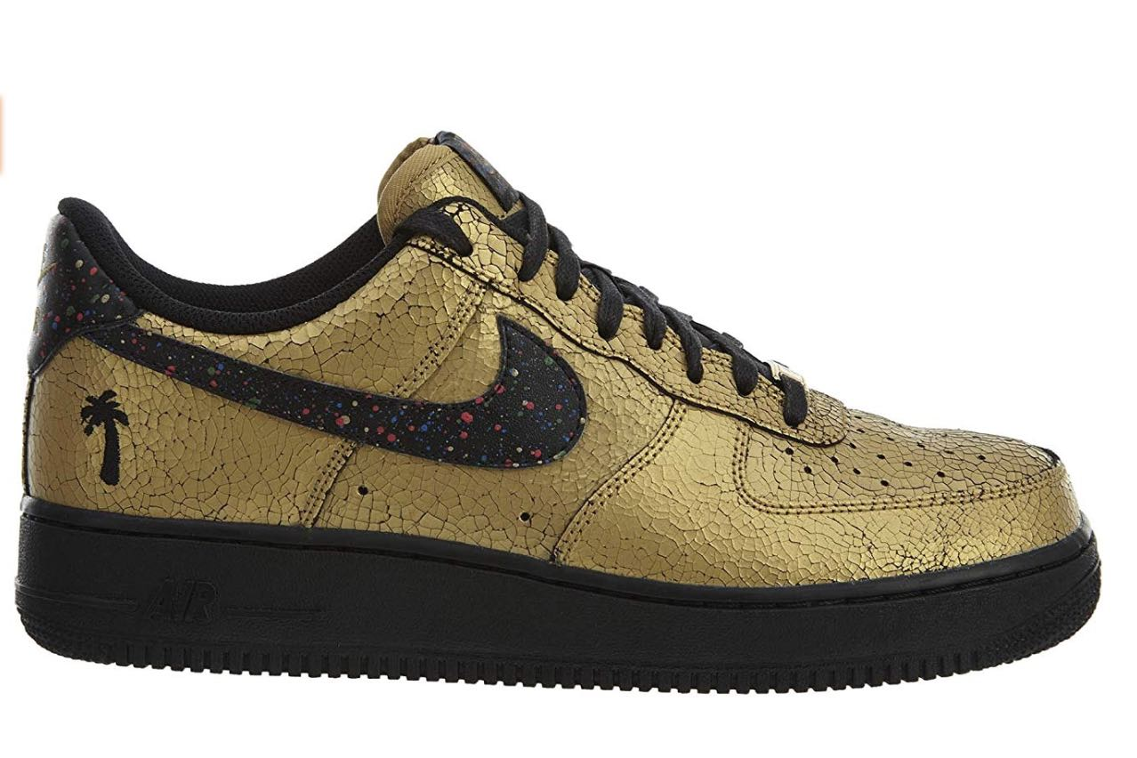 Nike Air Force 1 - Best Shoes for Music Festivals