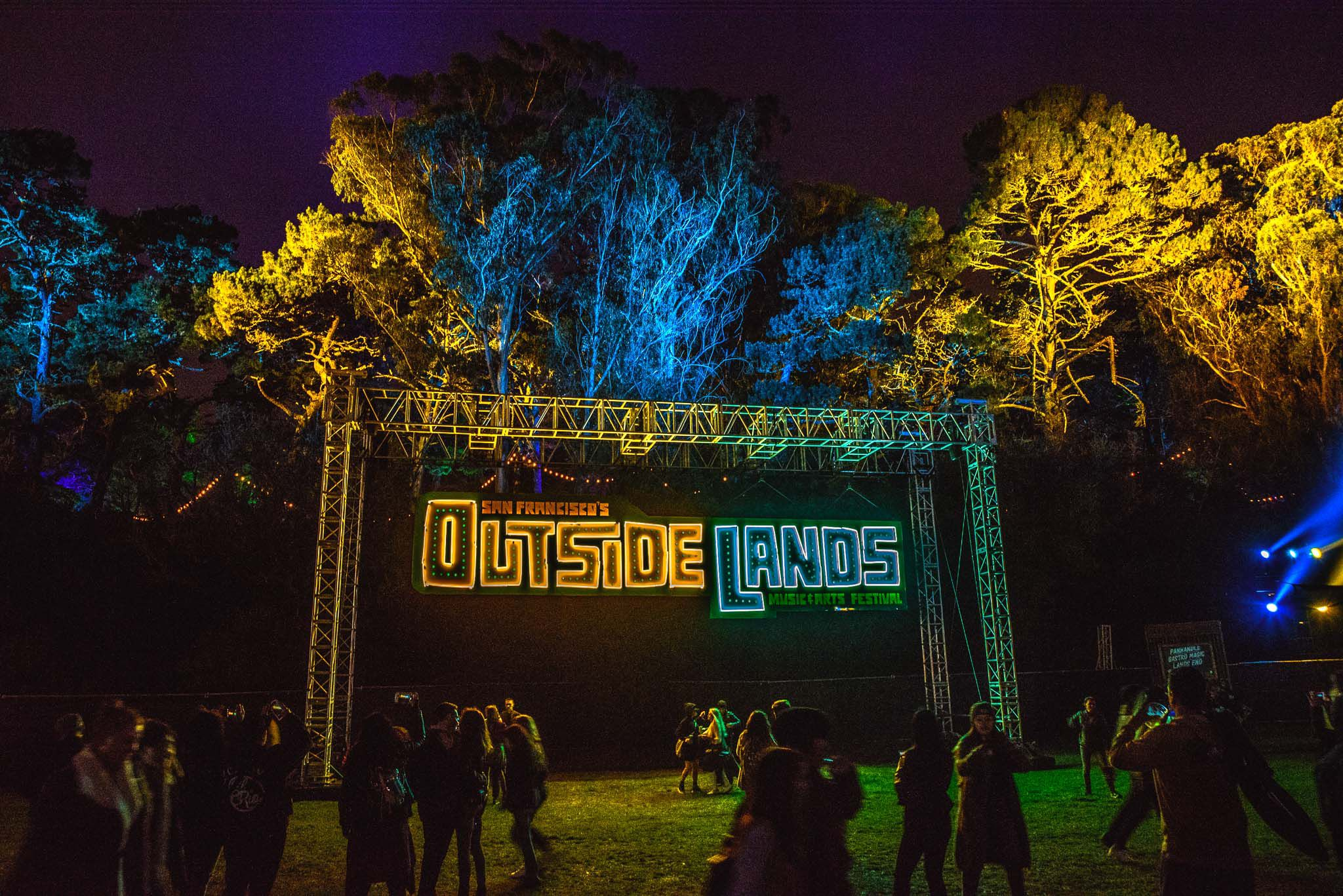 Outside Lands - Best Festivals in the US 2020