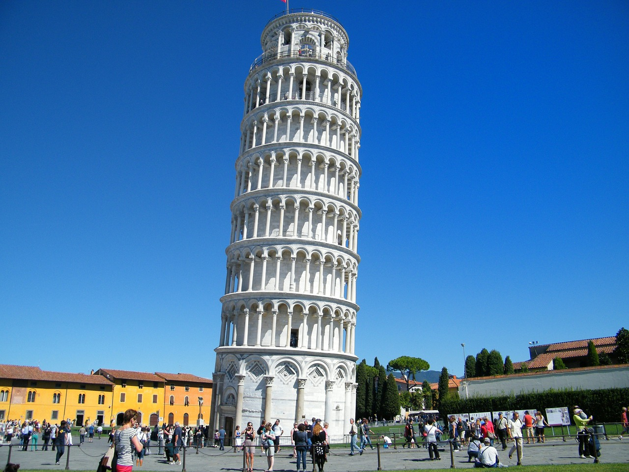 Pisa - Where to Stay in Tuscany