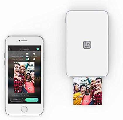 Portable Photo Printer - Gifts for Photographers 2019