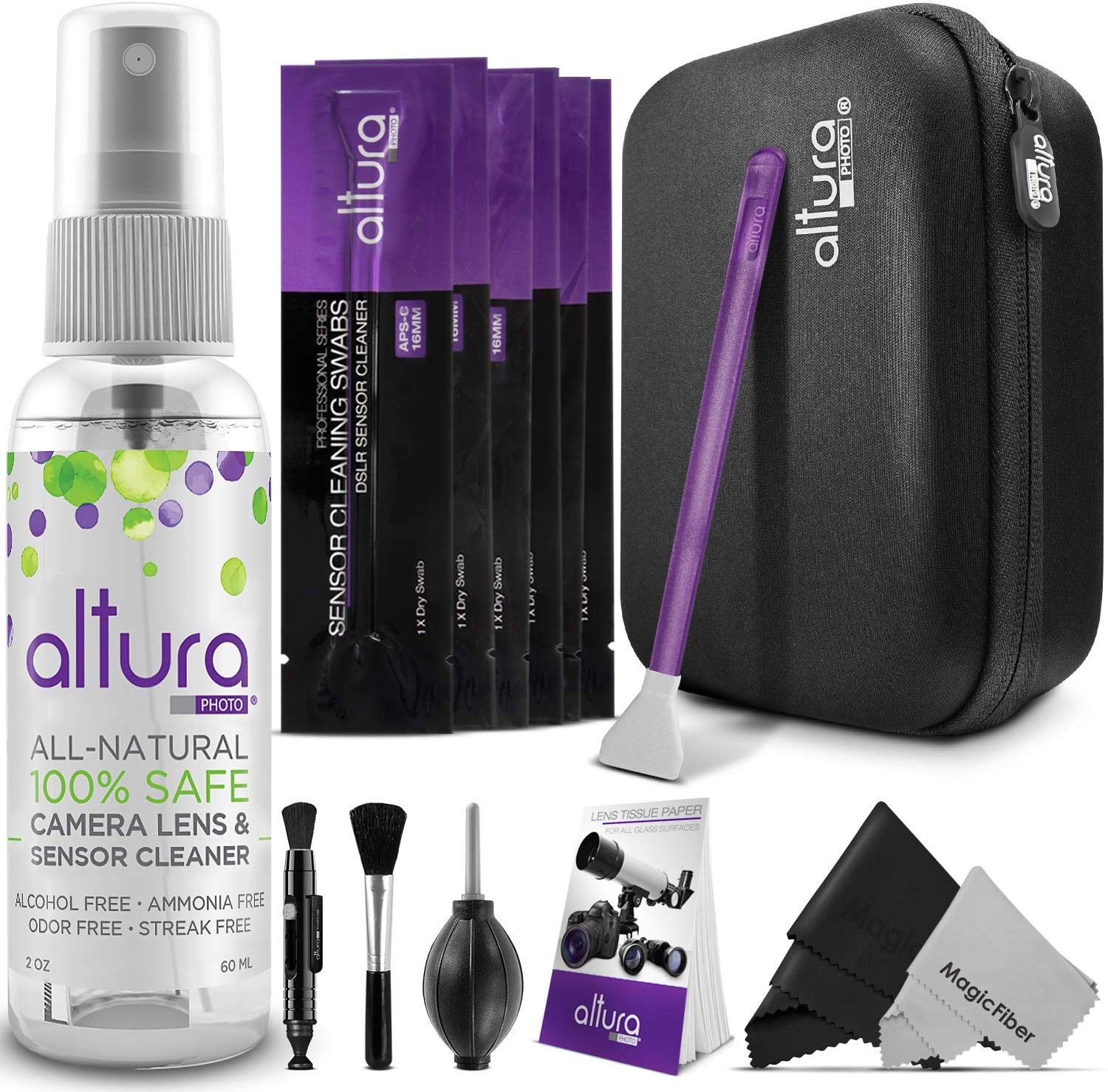 Professional Camera Cleaning Kit - Best Gifts for Photographers