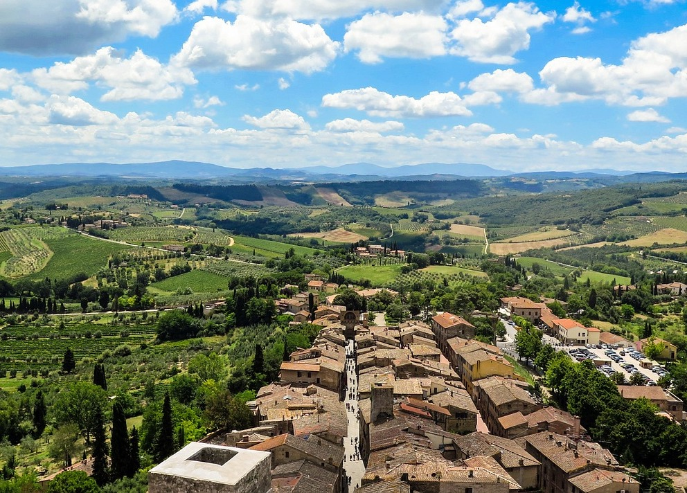 San Gimignano, Tuscany - Best Hotels and Places to stay in Tuscany