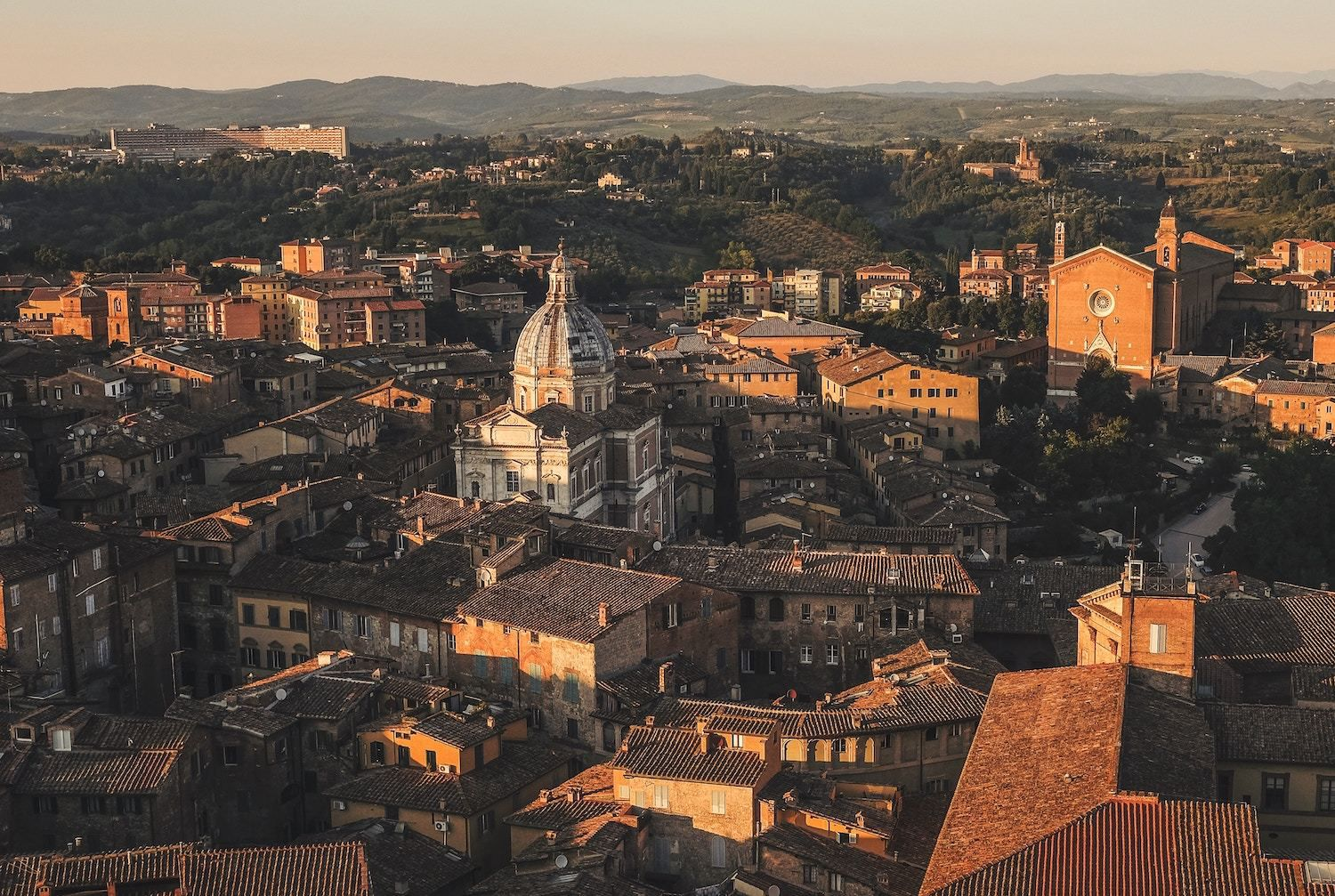 Siena - Where to stay in Tuscany
