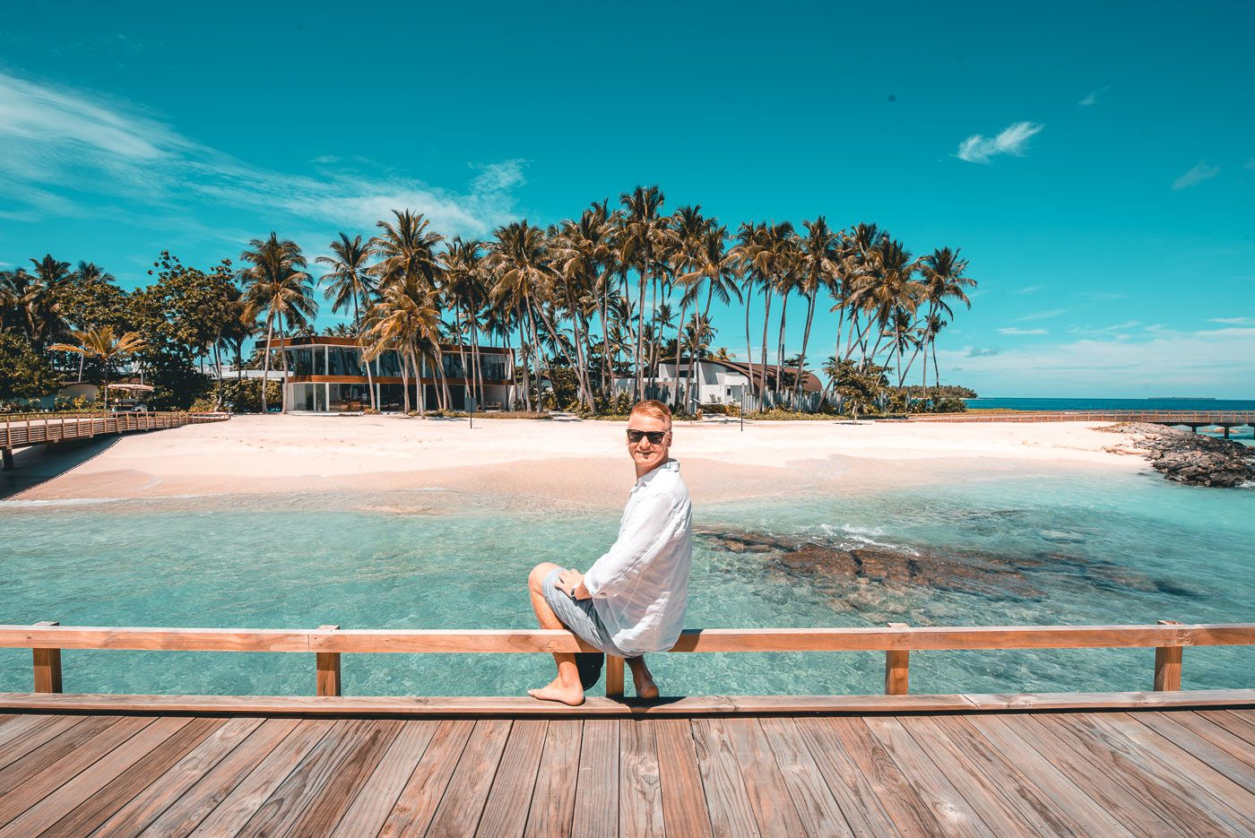 Westin Maldives - Best Gifts for Photographers