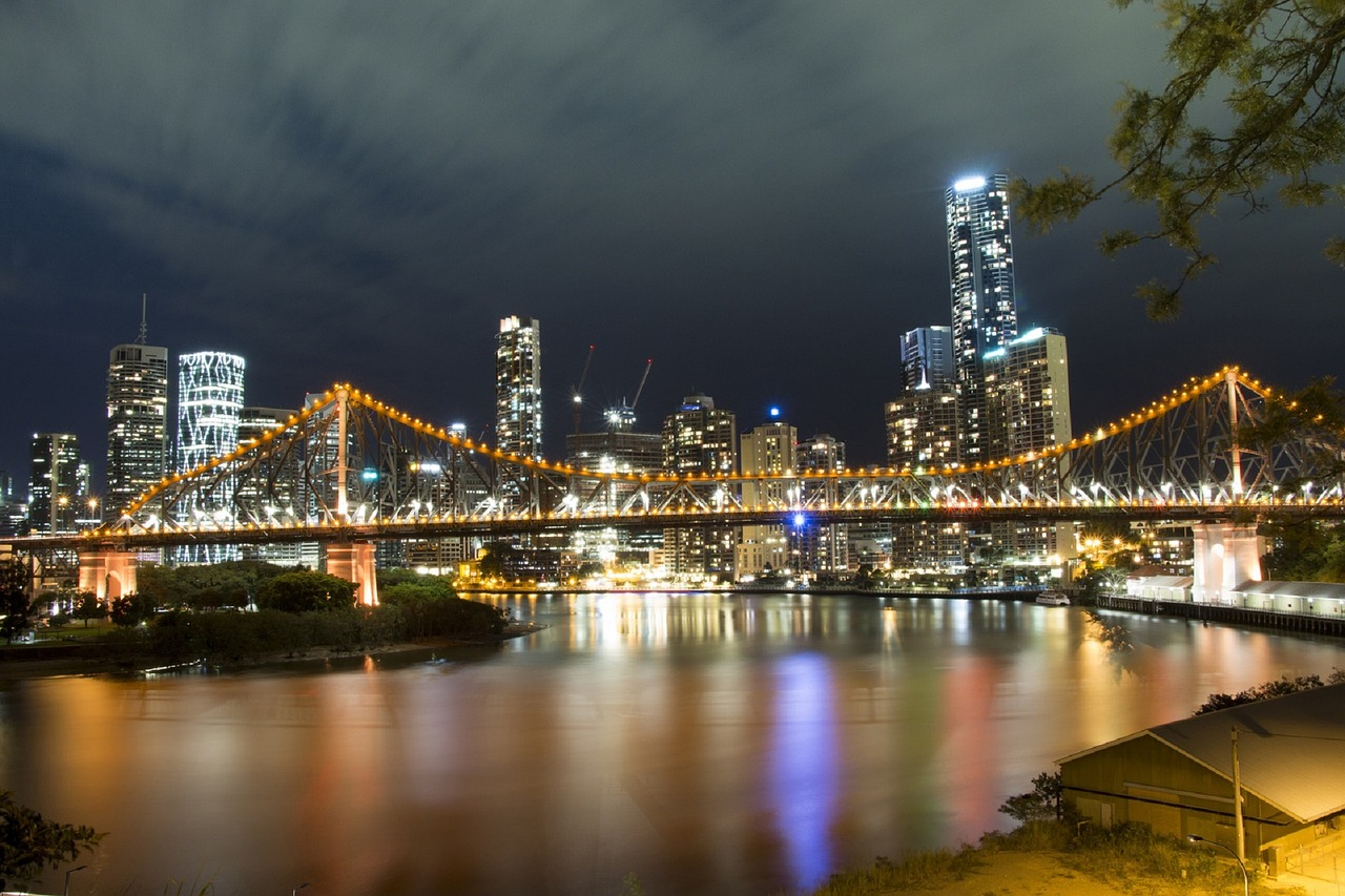 Where to stay in Brisbane - 4 Day Itinerary