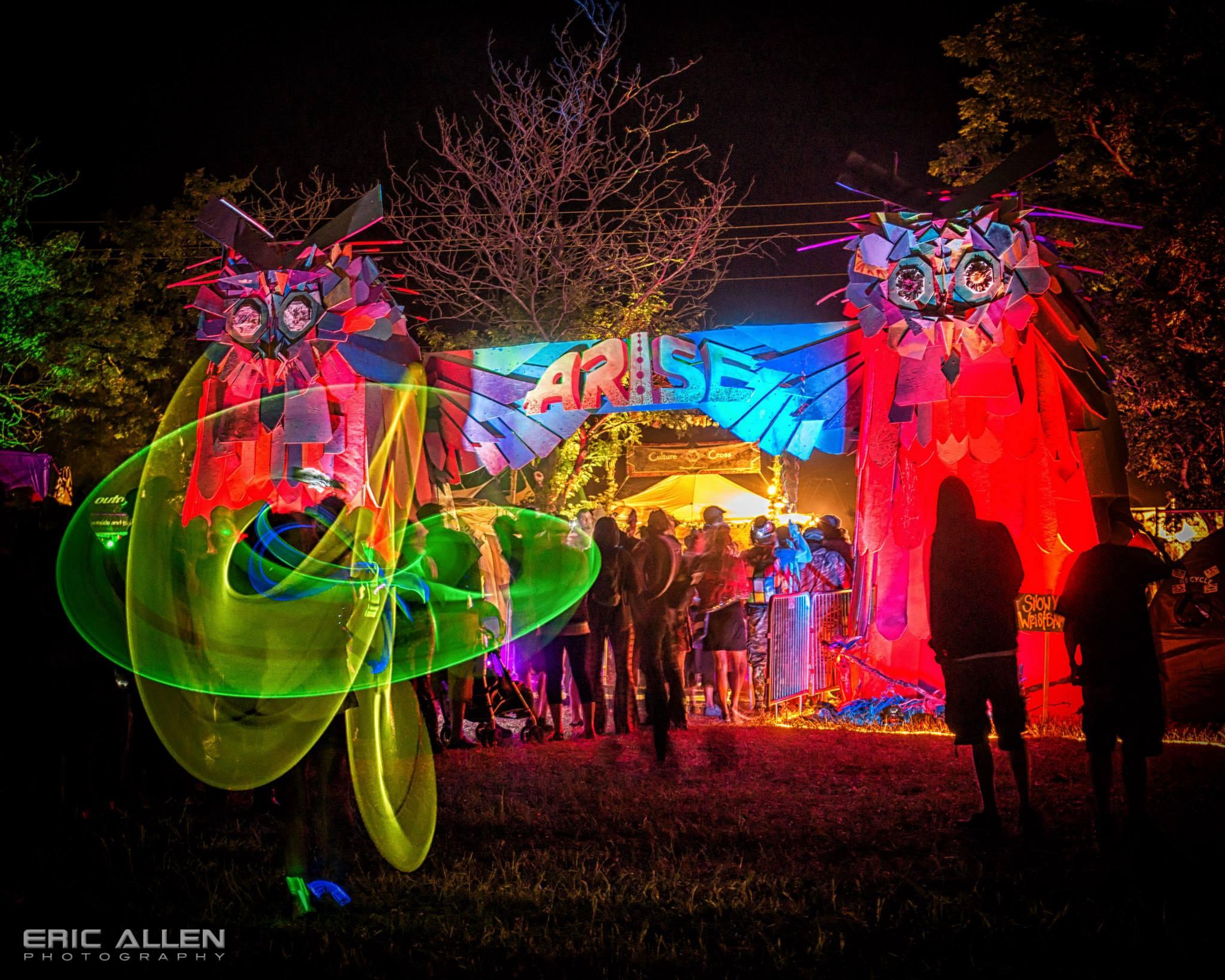 Arise Music Festival - Best US Festivals 2020