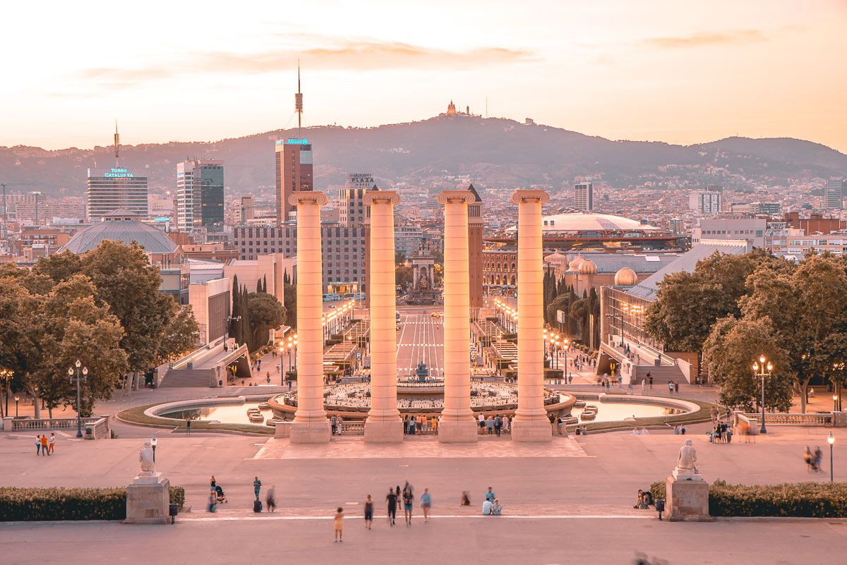 Barcelona - Best Places to Travel in Europe in February