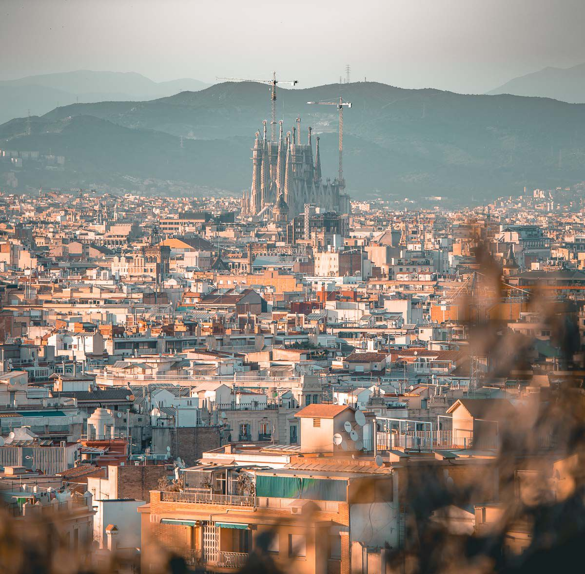 Barcelona - Best Places to Visit in Europe in February 2020