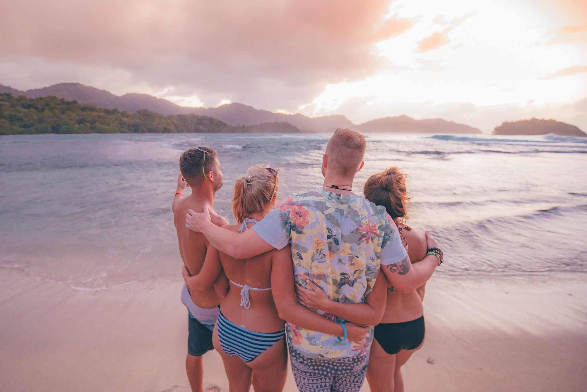 Beach Friends Quotes