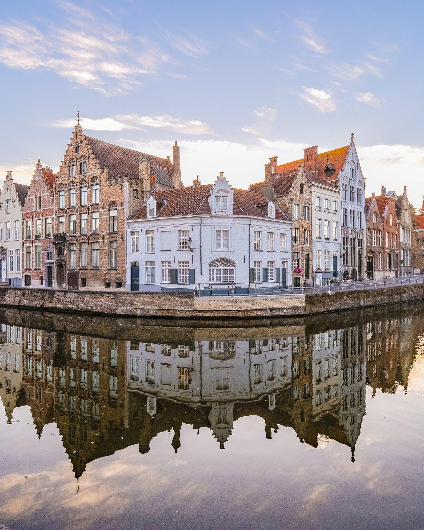 Brugge - Winter Travel Europe 2020