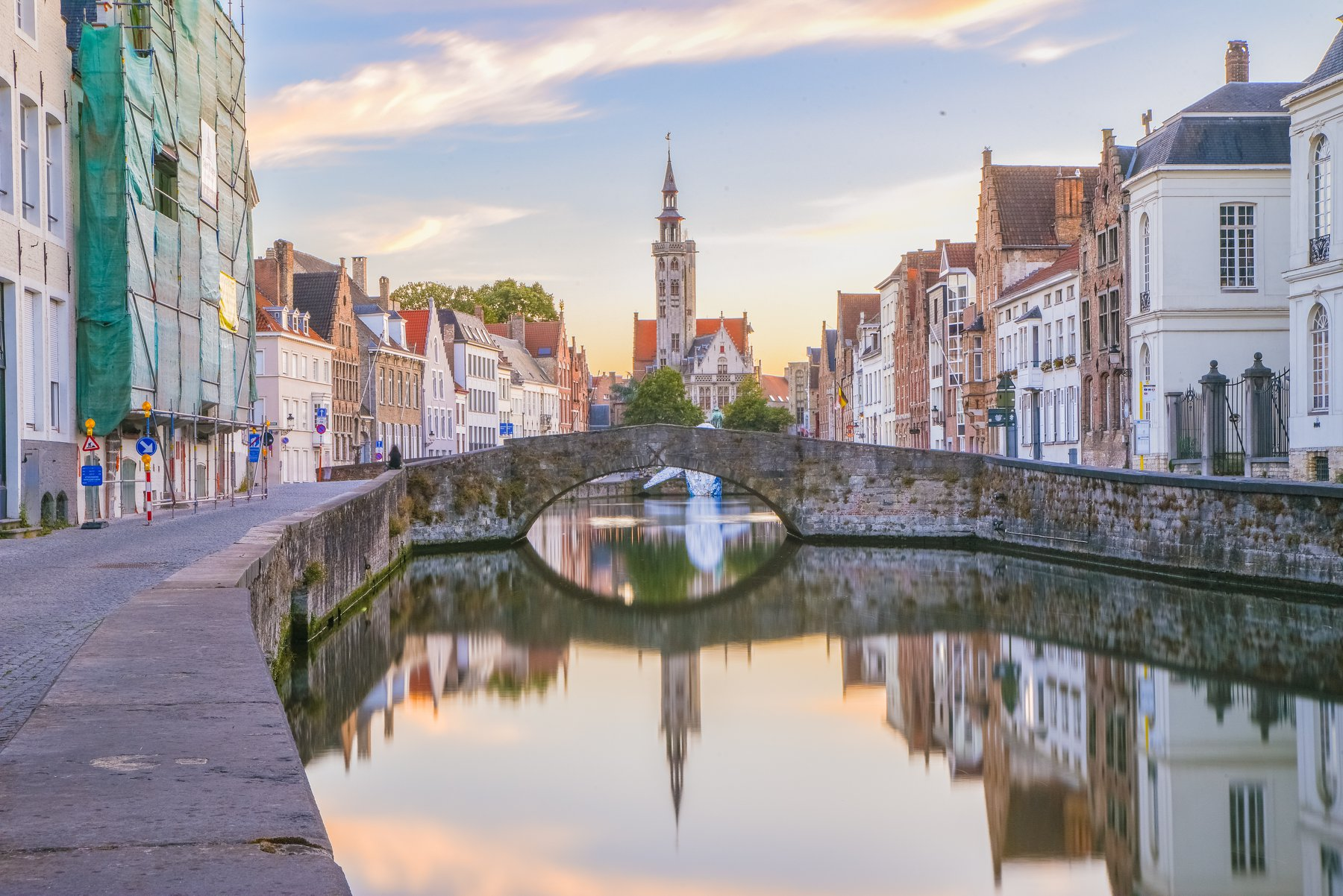 Brugges, Belgium - BEst Places to Visit in Europe in February