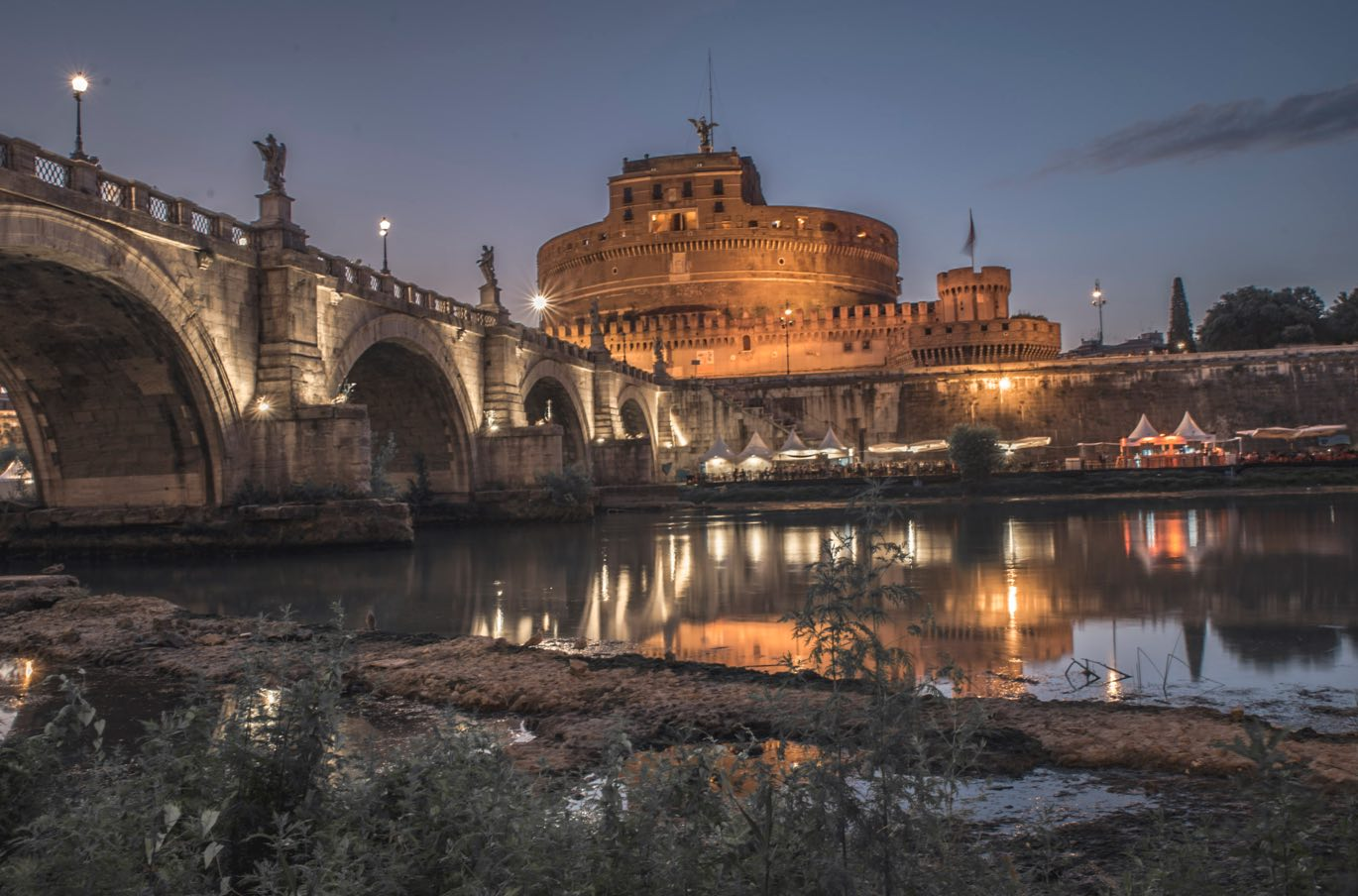 Castel Sant'Angelo - 3 Days in Rome Itinerary