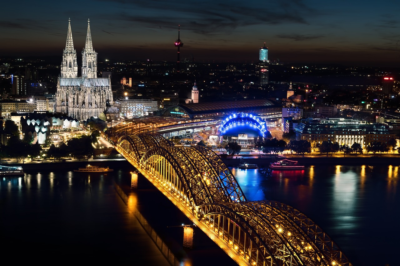 Cologne, Germany - Best Winter Europe Destinations