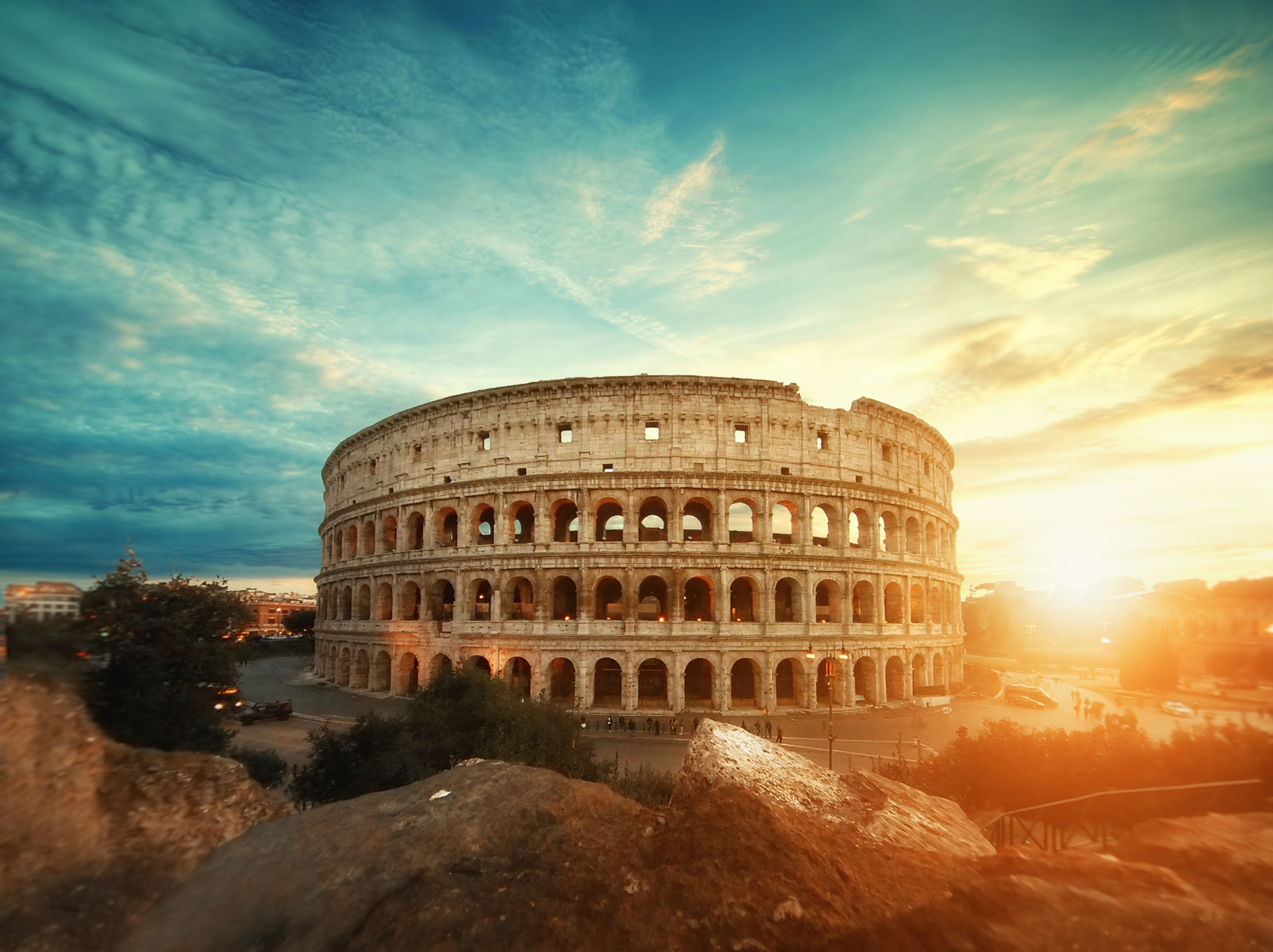 Colosseum - Rome, Italy - 3 Day Itinerary
