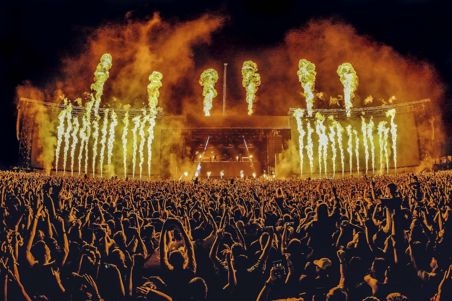 Creamfields Music Festival - Best Music Festivals Europe 2020.