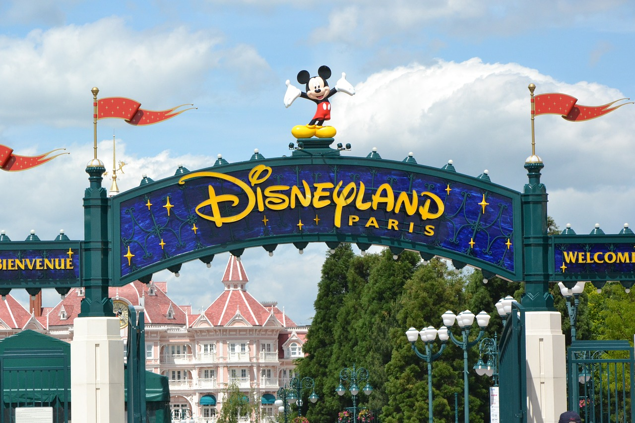 Disneyland Paris - 4 Days in Paris Itinerary