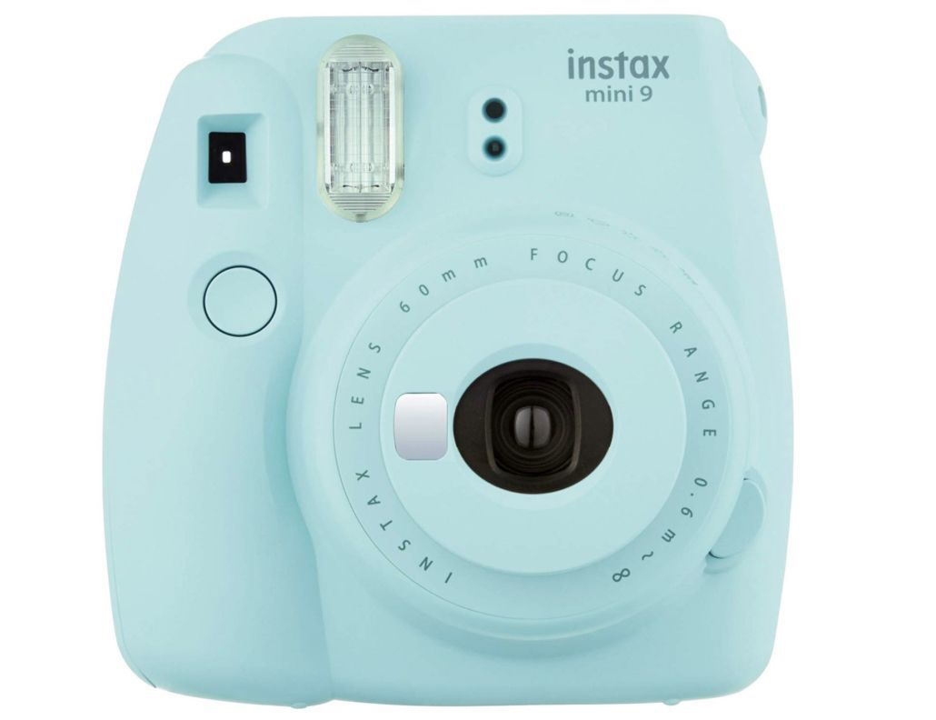 FUJIFILM INSTAX MINI 9 INSTANT CAMERA - Best Travel Gifts for Men