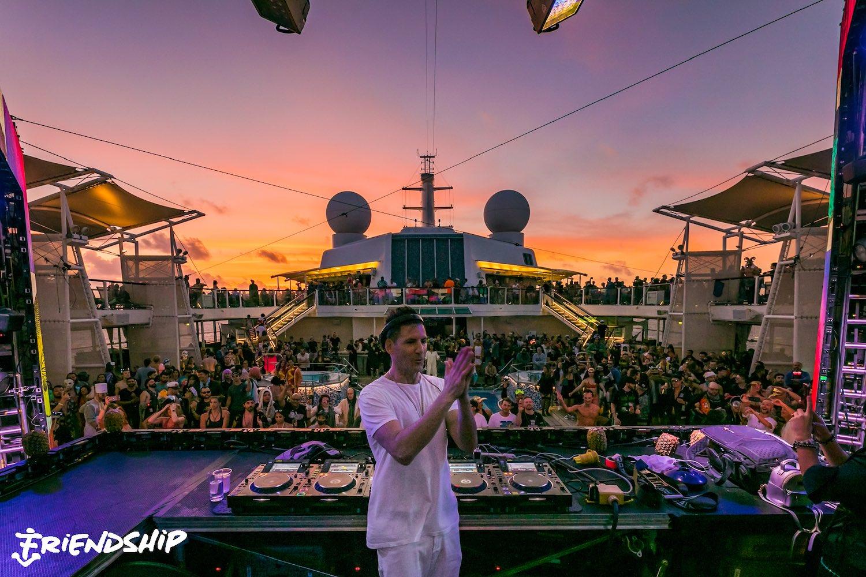 Friendship Festival Cruise - Best US Festivals 2020