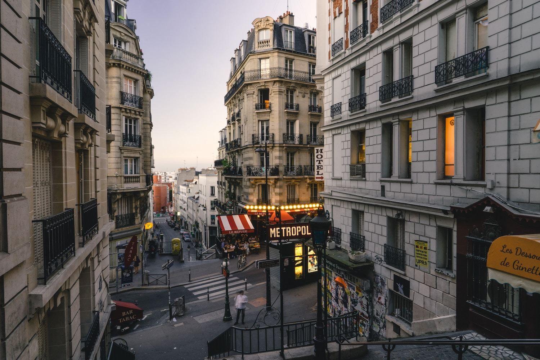 Getting Around paris - 4 Day Itinerary