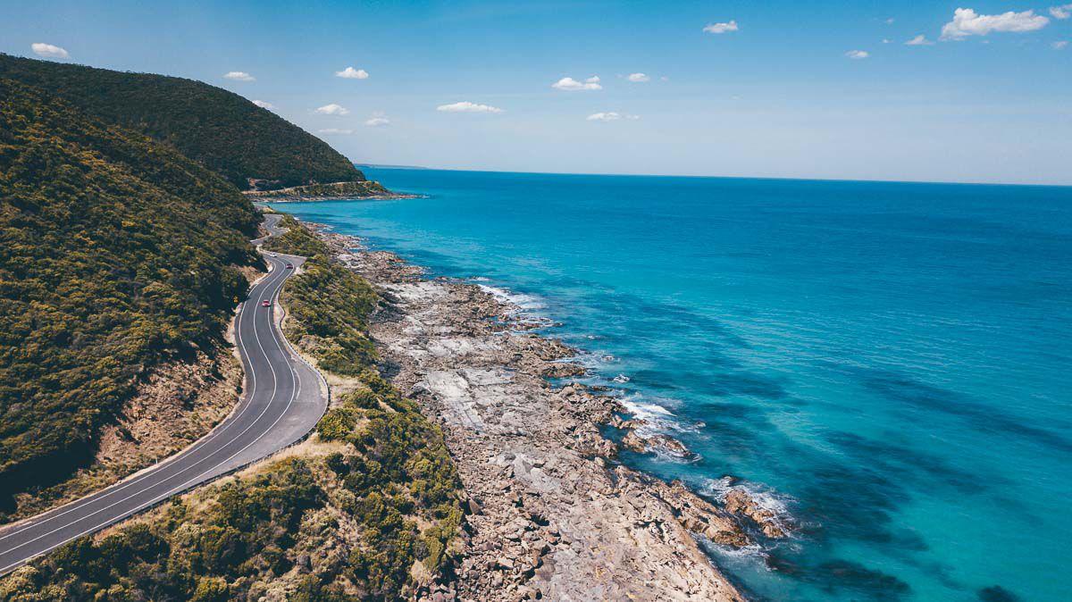 Great Ocean Road - Airbnb Adelaide 2020